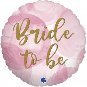 Folieballong - Bride to Be