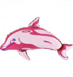 Rosa delfin