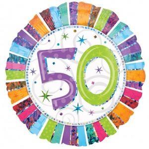 Radiant Birthday 50th